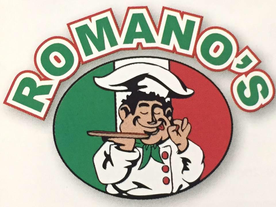 Romano's Deli & Pizzeria Logo