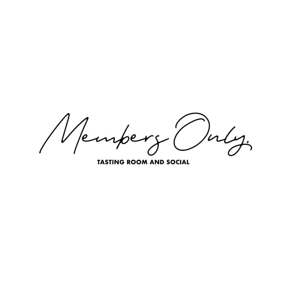 Members Only: Tasting & Social Logo