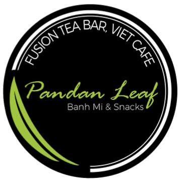 Pandan Leaf Logo