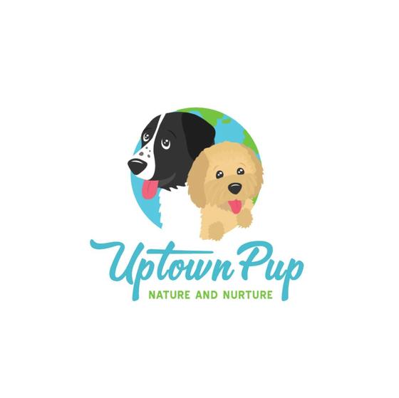Uptown Pup Dallas  Logo