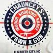 Chauncey's Pawn-Elizabeth City Logo