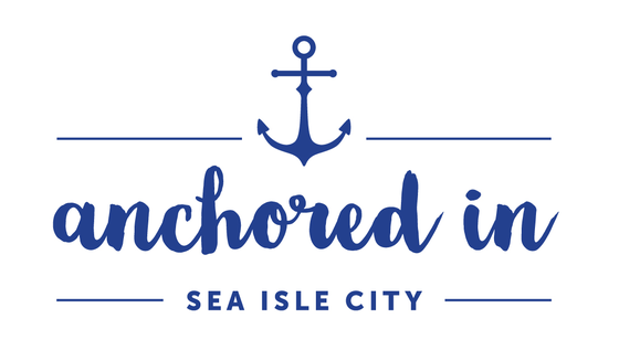 Anchored In! Logo
