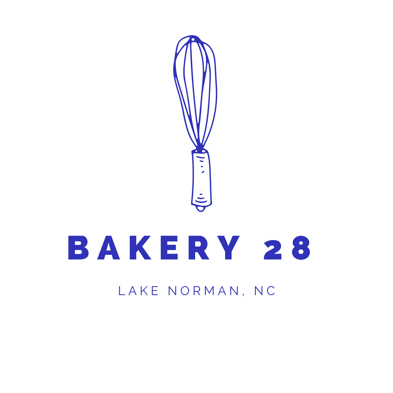 Bakery 28 - W Catawba Ave Logo