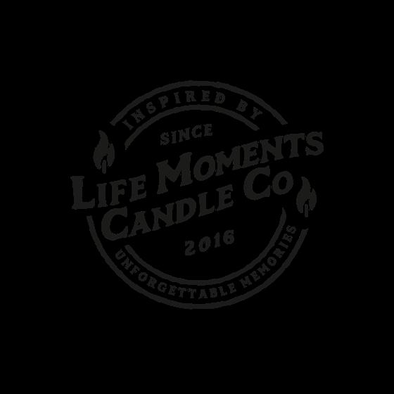 Life Moments Candle Co Logo