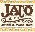Jaco Juice and Taco Ba Logo