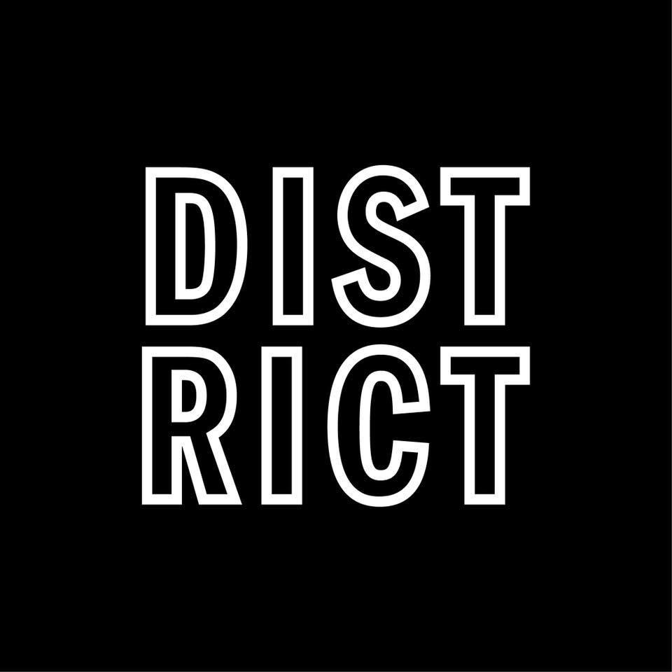 District Coffee Co. - El Paso Logo