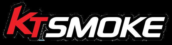 KT Smoke - Los Angeles Logo