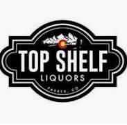 Top Shelf Liquors - Parker Logo