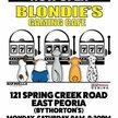 Blondie's- North Pekin Logo