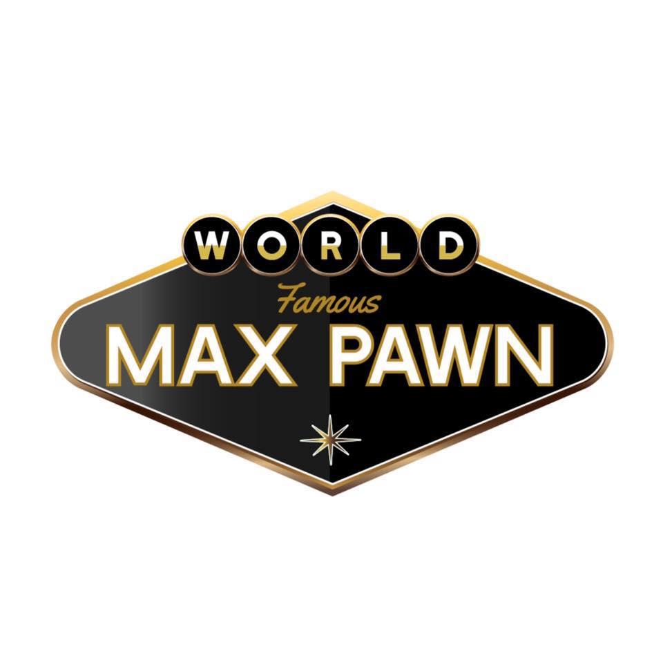 Max Pawn - Las Vegas Logo