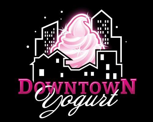 Downtown Yogurt Logo