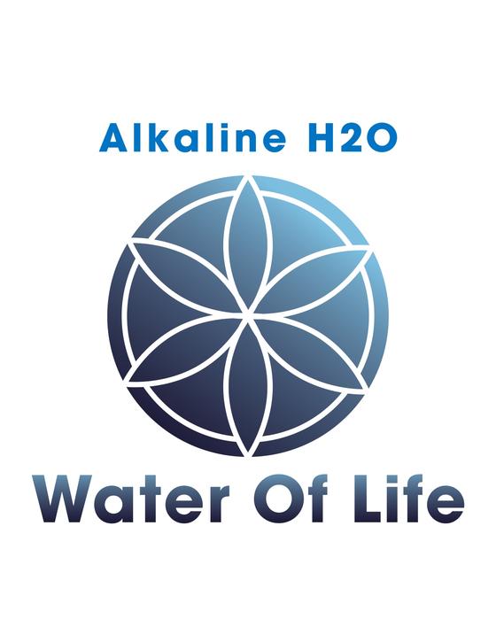 Alkaline Water of Life - Azusa Logo