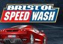 Bristol Speedwash - Santa Ana Logo