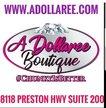 Adollaree Boutique LLC Logo