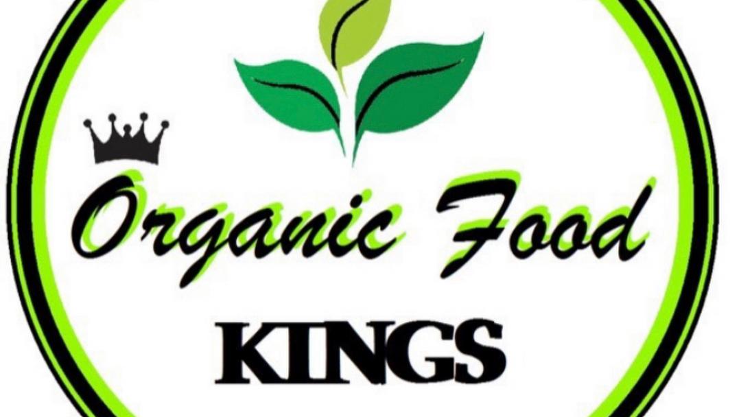 Organic Food Kings - N Miami Logo