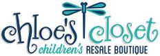Chloe's Closet Resale  Logo