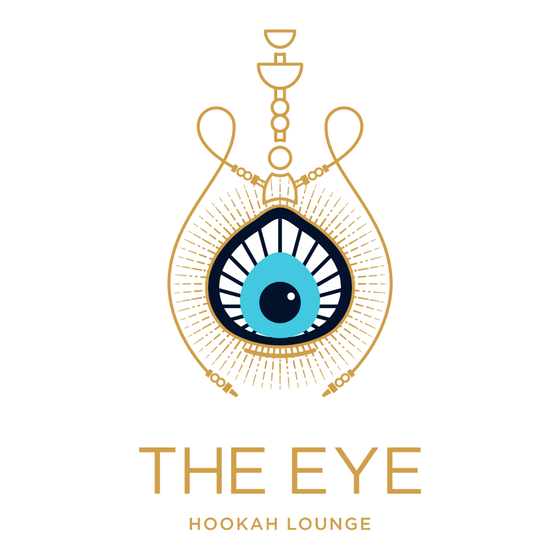 The Eye Hookah Lounge Logo