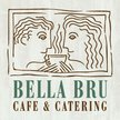 Bella bru cafe - Carmichael Logo