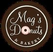 Mag's Donut and Bakery  Logo