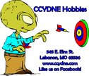 CCYDNE Hobbies Logo