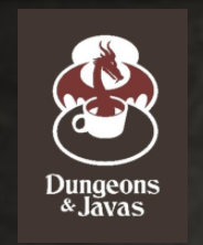 Dungeons and Javas  Logo