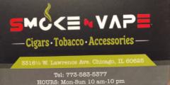 Smoke & Vape Logo