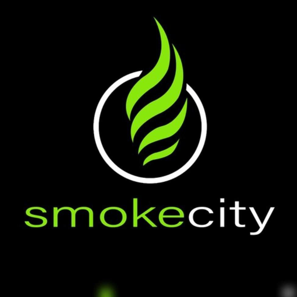Smoke City - Nashville Logo