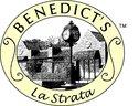 Benedict's La Strata Logo