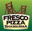 Fresco Pizza + Shawarma  Logo