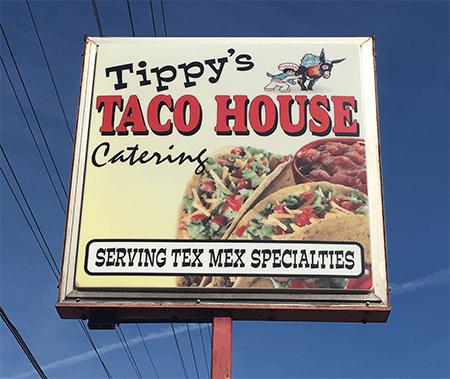 Tippy's Taco House Logo