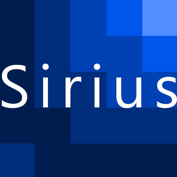 Sirius Vapor - Roanoke Logo