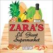 Zara's Market - New Orleans Logo