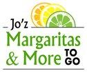 Jo'z Margaritas Drive Thru Logo