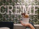 CREME Ice Cream Bistro Logo