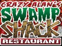 Crazy Alan's Swamp Shack Kemah Logo