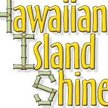 Hawaiian Island Shine Logo