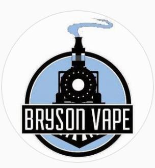 Bryson Vape Shop Logo