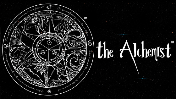 The Alchemist -Fort Lauderdale Logo