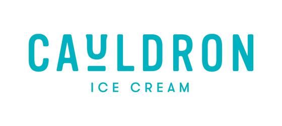 Cauldron Ice Cream Logo