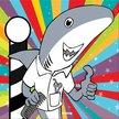 Sharkey's Cuts for Kids - Waco Logo