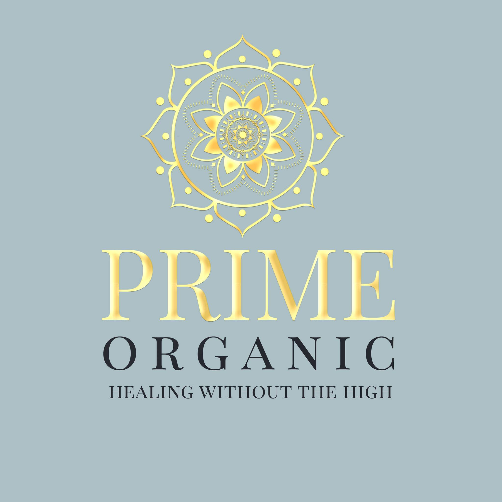 Prime Organic CBD Store Logo