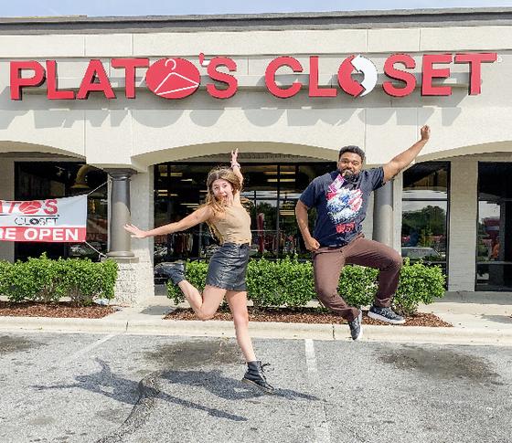 Plato's Closet Greenville NC Logo