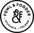 Fowl and Fodder - Downtown Logo