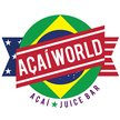 Acai World - Downey Logo