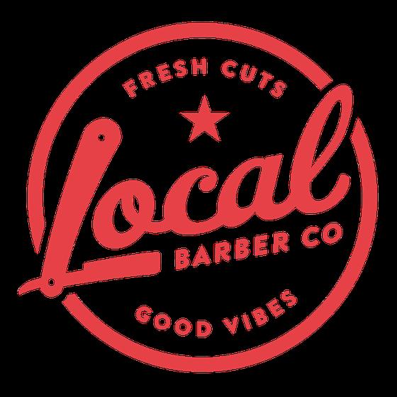 Local Barber Co. Logo