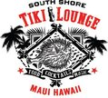 South Shore Tiki Lounge Logo
