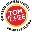Tom + Chee - Katy Logo