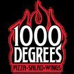 1000 Degrees Pizza Miami, FL Logo