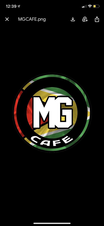 MG Cafe - Albany Logo