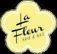 La Fleur Hair and Nails Spa Logo